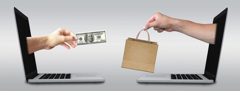 ventes sur Internet